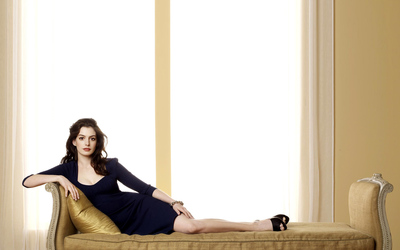 Anne Hathaway [7] wallpaper