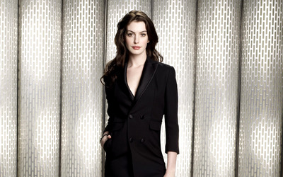 Anne Hathaway [17] wallpaper