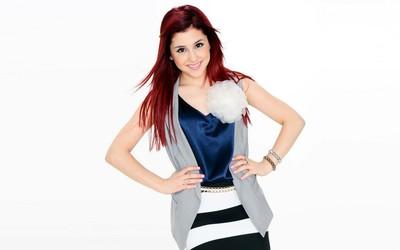 Ariana Grande [21] wallpaper