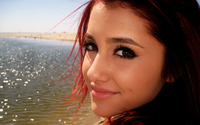 Ariana Grande [17] wallpaper 1920x1200 jpg