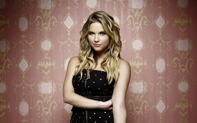 Ashley Benson [8] wallpaper