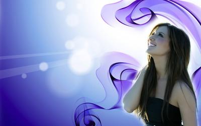 Ashley Tisdale [13] wallpaper