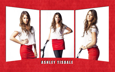 Ashley Tisdale [20] wallpaper