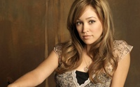 Autumn Reeser wallpaper 1920x1200 jpg