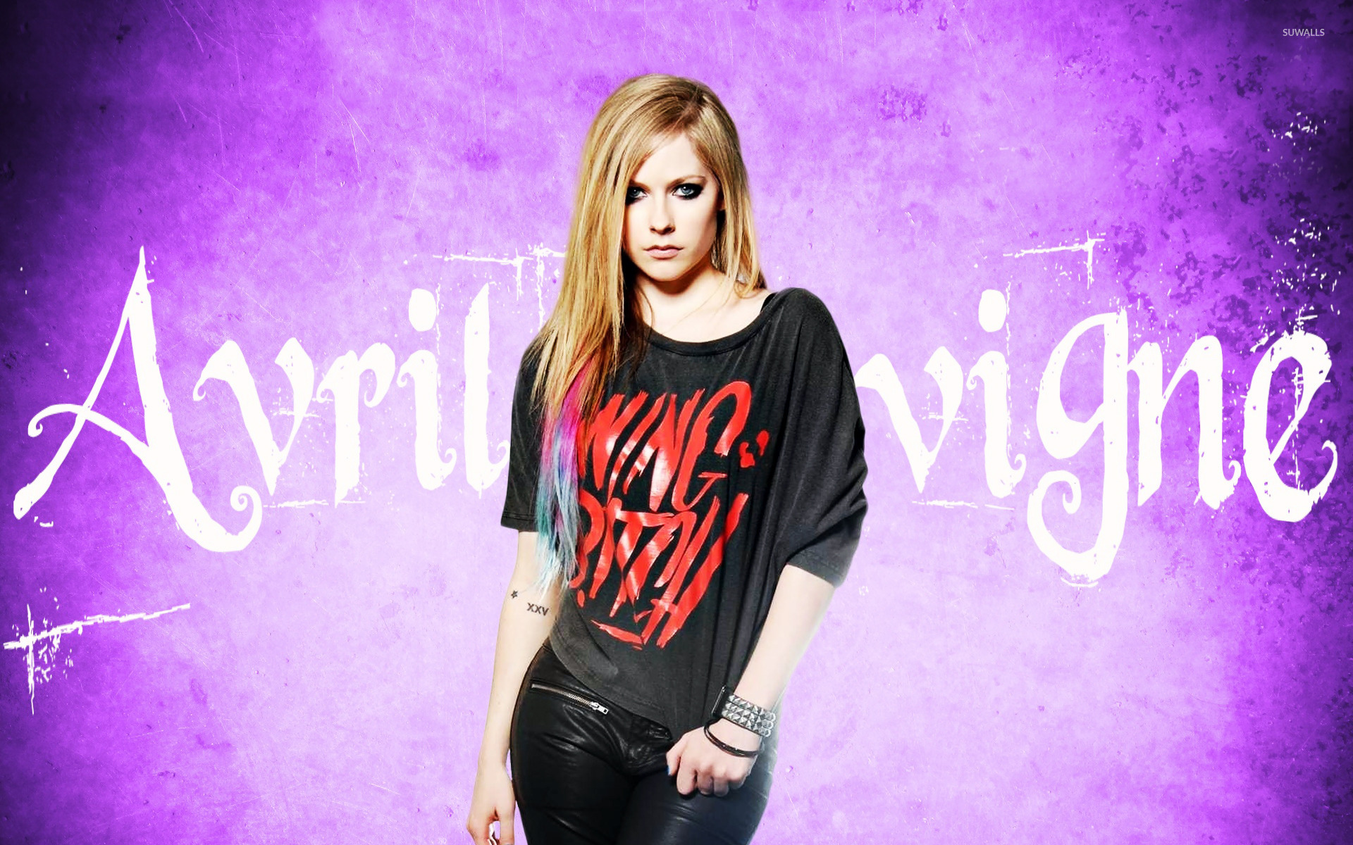 avril lavigne [23] wallpaper - celebrity wallpapers - #14052