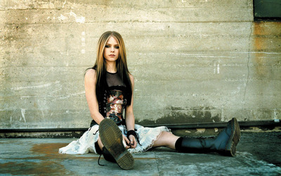 Avril Lavigne [45] wallpaper