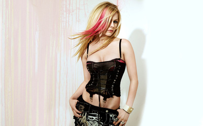 Avril Lavigne [10] wallpaper