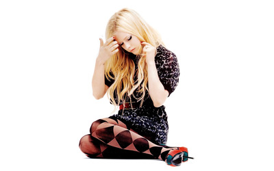 Avril Lavigne [35] wallpaper