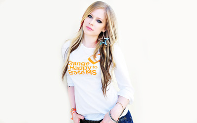 Avril Lavigne [42] wallpaper
