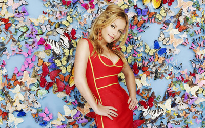 Becki Newton wallpaper