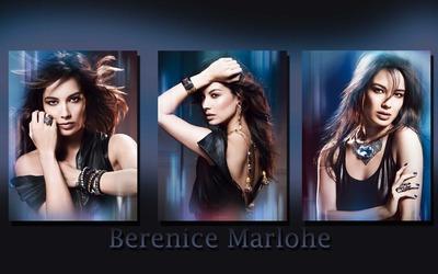 Berenice Marlohe [4] wallpaper