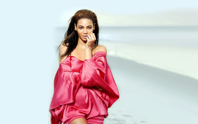 Beyonce Knowles [17] wallpaper