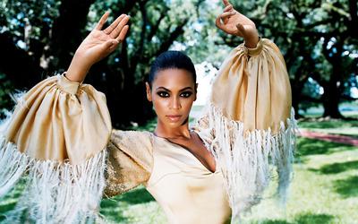 Beyonce Knowles [28] wallpaper