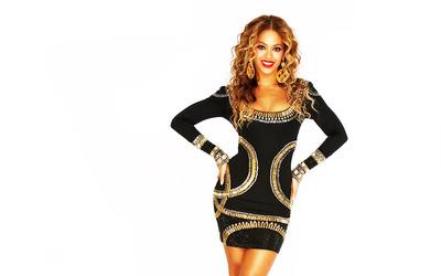 Beyonce Knowles [18] wallpaper