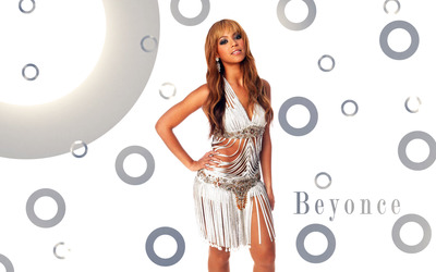 Beyonce Knowles [15] wallpaper