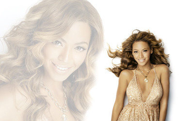 Beyonce Knowles [25] wallpaper