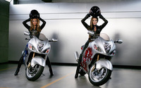 Beyonce Knowles and Jennifer Lopez wallpaper 1920x1200 jpg