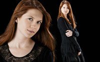 Bonnie Wright wallpaper 1920x1080 jpg