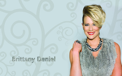 Brittany Daniel [3] wallpaper