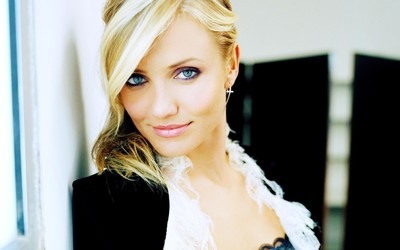 Cameron Diaz [3] wallpaper