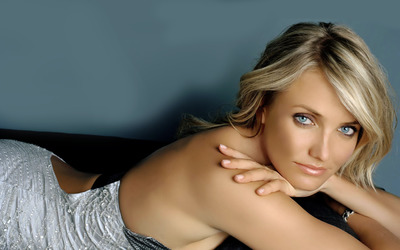 Cameron Diaz [4] wallpaper
