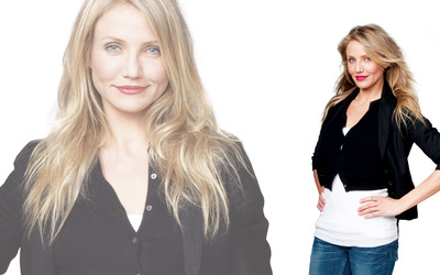 Cameron Diaz [14] wallpaper