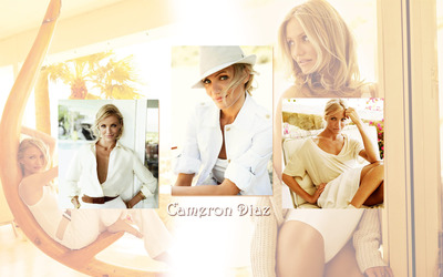 Cameron Diaz [15] wallpaper