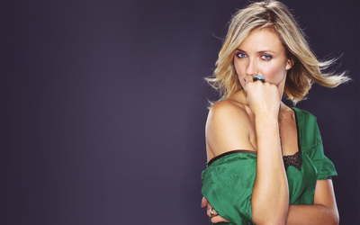 Cameron Diaz [5] wallpaper