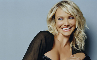 Cameron Diaz [2] wallpaper