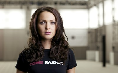 Camilla Luddington wallpaper
