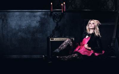 Candice Accola [3] wallpaper