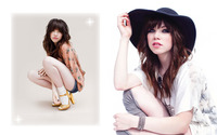 Carly Rae Jepsen [2] wallpaper 1920x1200 jpg