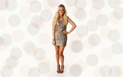 Carrie Underwood [16] wallpaper
