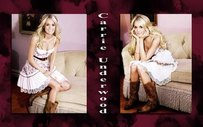 Carrie Underwood [25] wallpaper