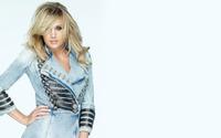 Carrie Underwood in a denim jacket wallpaper 1920x1200 jpg