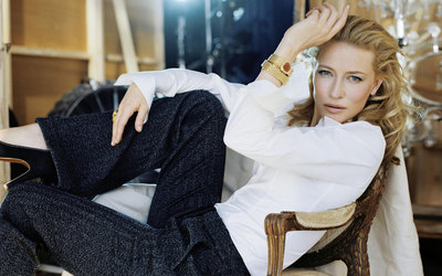 Cate Blanchett [4] wallpaper