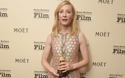 Cate Blanchett [18] wallpaper