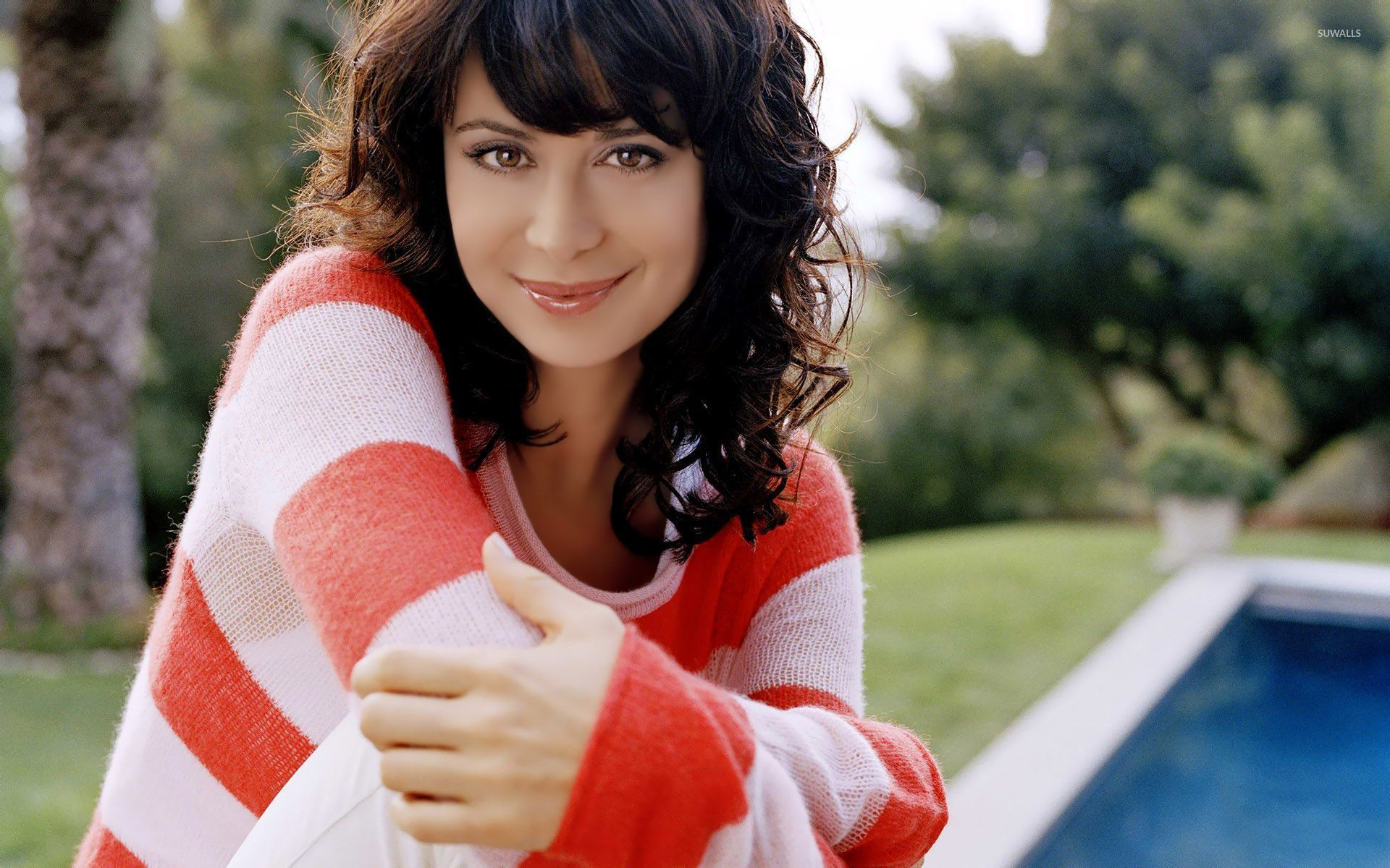 Catherine Bell HD Desktop Wallpapers