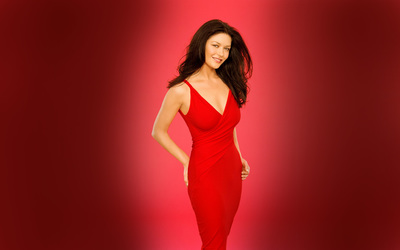 Catherine Zeta-Jones [4] wallpaper