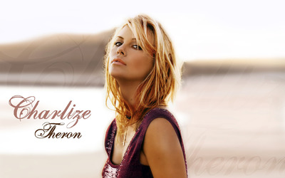 Charlize Theron [19] wallpaper