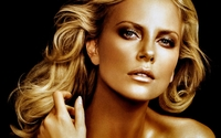 Charlize Theron [15] wallpaper 1920x1200 jpg