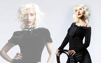 Christina Aguilera [19] wallpaper 1920x1200 jpg
