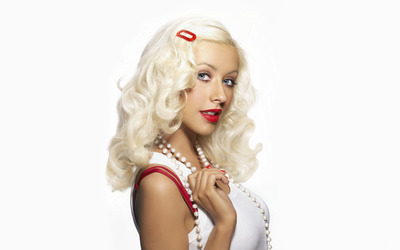 Christina Aguilera [7] wallpaper