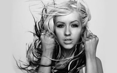 Christina Aguilera [9] wallpaper