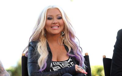 Christina Aguilera [26] wallpaper