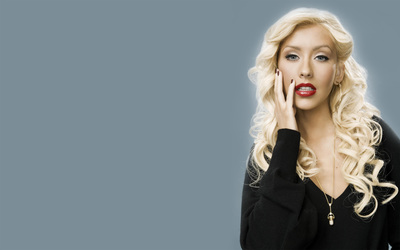 Christina Aguilera [10] wallpaper