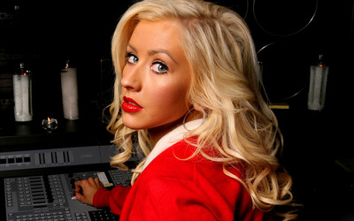 Christina Aguilera [23] wallpaper