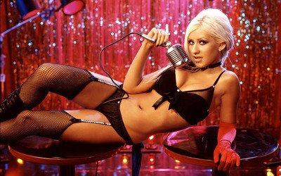 Christina Aguilera [25] wallpaper