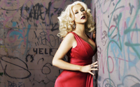 Christina Aguilera [4] wallpaper 1920x1200 jpg
