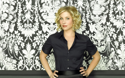 Christina Applegate [2] Wallpaper